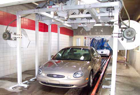 car wash blower/dryer